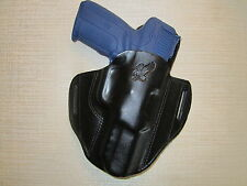 FNH FN 5.7 formed leather pancake owb belt holster