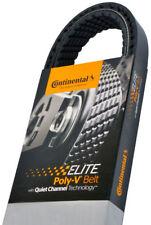 Alternator Belt Gatorback Continental Elite 4060910 Jaguar S-Type 4.2L V8 03-08
