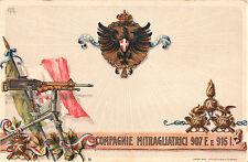 COMPAGNIE MITRAGLIATRICI 907 FIAT E 916 I. REGIO ESERCITO 1915/1920 C4-440