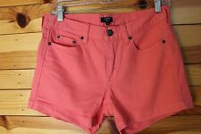 J.Crew Women's Stretch Pink Shorts Size 2