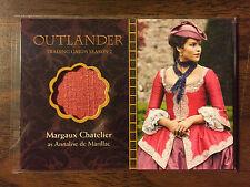 Cryptozoic Outlander Season 2 Costume Wardrobe Relic ANNALISE DE MARILLAC M07