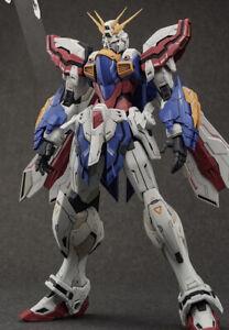 US Seller UC43 HiRM MG 1/100 God Gundam Gunpla Waterslide Decal