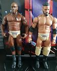 WWE Mattel Prime Time Players Titus O Neil & Darren Young Battle Pack RARE