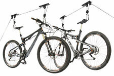 2x Storage Hoist Surfboard Kayak Bicycle Rack Bike Lift Ceiling Hooks