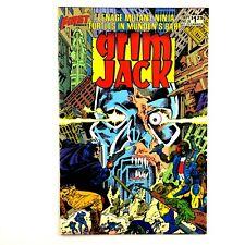Grim Jack #26 1986 VF/NM First Comics Early Color Teenage Mutant Ninja Turtles