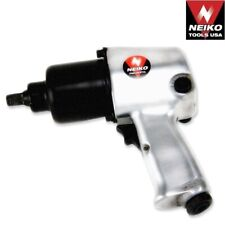 "Pro 1/2"" Twin Hammer Air Impact Wrench Automotive Tools Auto Compressor Tool"