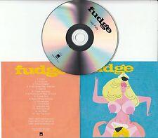 FUDGE Lady Parts 2016 UK 15-track promo test CD Prefuse 73 Michael Christmas