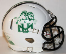 2016 Marshall Thuhndering Herd Custom Riddell Mini Helmet vs Middle Tennessee St