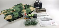 UK Heng Long Radio Remote Control RC tank ZTZ99A 1/16 Type-99 2.4G Smoke Sound