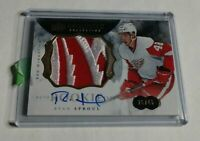 R11,843 - RYAN SPROUL - 2014/15 EXQUISITE - JUMBO LOGO RC AUTO PATCH - #26/49