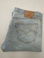 Levi Strauss 505 jeans azules W38 L30 (48 a 50 EU) vintage My mine