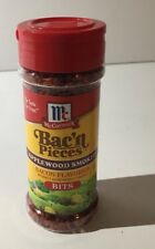 MCCORMICK BAC 'N PIECES APPLEWOOD SMOKED BACON FLAVORED BITS SALADS 1.87 OZ