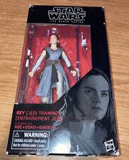 Hasbro Star Wars The Black Series 6 Inch Rey (Jedi Training) Action Figure #44