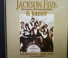 The Jackson Five & Johnny Feat. Michael Jackson - The beginning (New & Sealed)