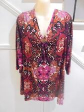 Millers Tunic Polyester Paisley Tops & Blouses for Women