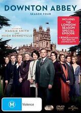 - DOWNTON ABBEY : SEASON 4 (4 DVD.s) REGION 2, 4 & 5 [BRAND NEW] $14.75