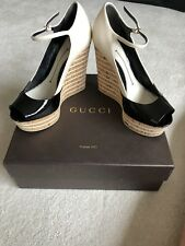 Gucci Wedges Size 6