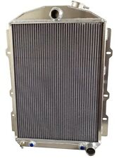 1938 CHEVROLET STREET ROD (A/T) ALUMINUM RADIATOR...MADE IN THE USA!