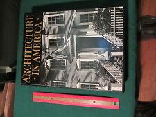 Architecture in America G.E. Kidder-Smith 2 Volumes 1976 American Heritage Pub.