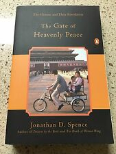 The Gate of Heavenly Peace by Jonathan D. Pence Paperback Book Chinese History
