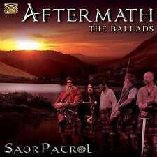 SAOR PATROL Aftermath: The Ballads CD 2015