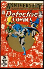 DETECTIVE COMICS #526 1983 NM+ 9.6 Batman 500th Appearance ANNIVERSARY ISSUE