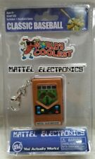 WORLD'S SMALLEST MATTEL ELECTRONICS CLASSIC BASEBALL * NEW IN PACKAGE