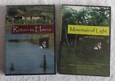 Mountain of Light & Return to Hauna (2 DVD) Marilyn Laszlo in Papa New Guinea