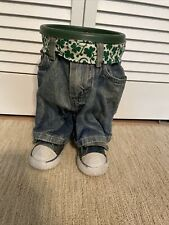 The Dudes Pant Planter - Stand Up Jeans and Tennis Shoes. 12� Tall