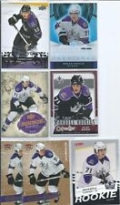 Brian Boyle  08/09 7-RC Lot  w/Young Guns Gold Parallel & SP's  /999