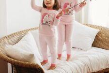Girls Unicorn Pajama Set