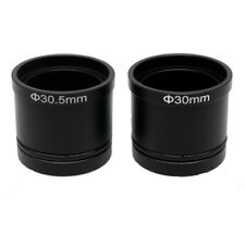 Eyepiece Adapter Ring 232mm To 30mm Or 305mm For Stereo Microscope Usb Camera