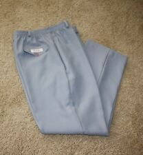 Cantada Womens Gray  Pull On Casual Pants has Elastic Waist No Belt in Size 18