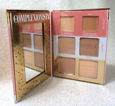 BENEFIT COMPLEXIONISTA VOL. 1 - CONCEALER, HIGHLIGHTER & BRONZER PALETTE - BOXED