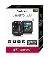 Transcend DrivePro 230 16GB coche grabadora de video, Tablero Cámara Wi-Fi incorporado