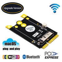 Mini PCI-E Adapter Adapter Card mPCI-e to 12+6 pin WiFi WLAN Wireless Converter