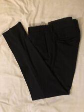 TOPMAN Black Skinny Trousers W32 R Waist 32
