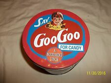 Goo Goo Cluster Collectible Tin