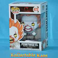 It 2017 Pennywise With Teeth US Pop Vinyl Figure by Funko