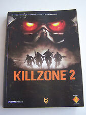 KILLZONE 2 , LE GUIDE OFFICIEL DE LA ZONE DE GUERRE ET DE LA CAMPAGNE . BON ETAT