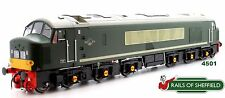 Heljan O Gauge 4501 Class 45 BR Green SYP With Grey Roof Diesel Locomotive