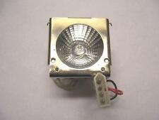 GE EYC HALOGEN BULB & QLV-1 LAMP SOCKET WITH EJECTOR (M2891)