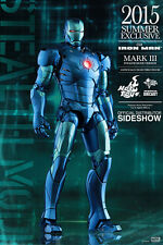 1/6 Iron Man Mark III Stealth Mode Version Movie Masterpiece Hot Toys