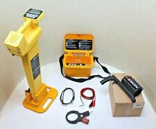 3m Dynatel 2273 Cablepipefault Locator With 2205 Accessory Tested