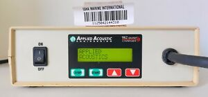 Applied Acoustic Engineering Ltd. 982 Smart Universal Charger