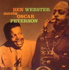 WEBSTER, Ben/OSCAR PETERSON - Ben Webster meets Oscar Peterson - Vinyl (LP)