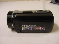 FHD DIGITAL VIDEO CAMERA CAMCORDER WITH BATTERY - NO POWER CORD INCLUDED