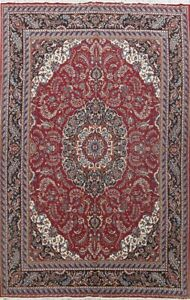 Floral Traditional Turkish Oriental Area Rug Medallion Red Classic Carpet 10x13