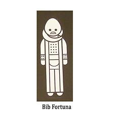 Star Wars Decal: Bib Fortuna (45 x 130 mm)
