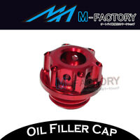 Red CNC Engine Oil Filler Cap Plug Fit Honda CBR1000RR /ABS 2008-2016 08 09